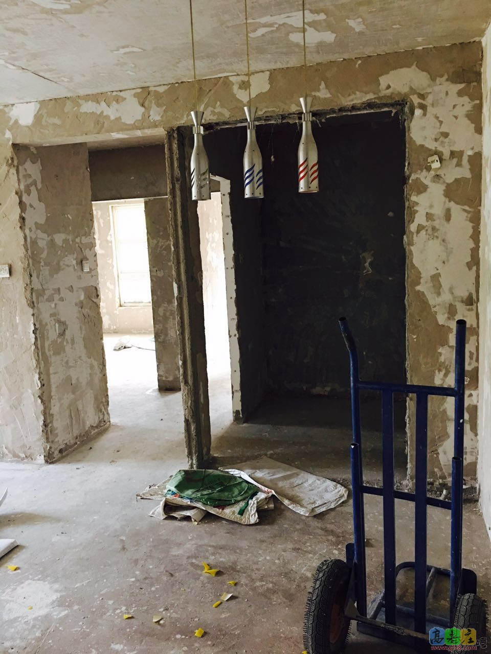 龙泽二室一厅装修记录